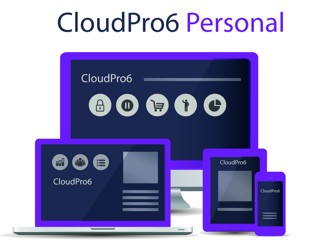 Offre CloudPro6 Personal